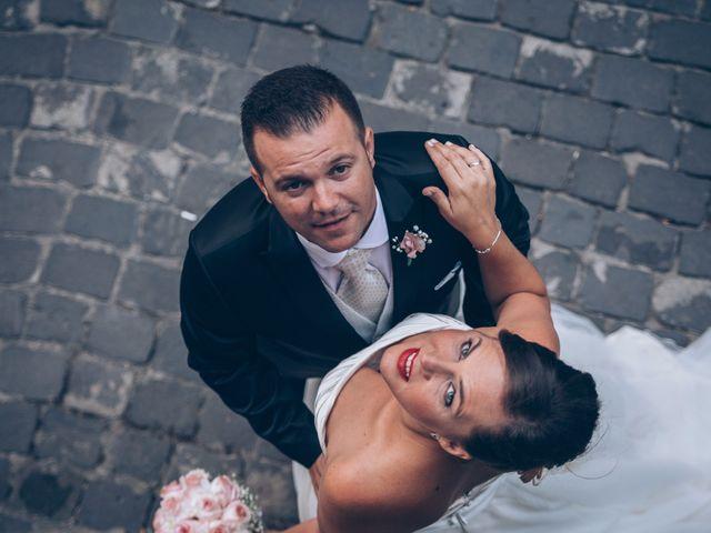 La boda de Amara y Javier
