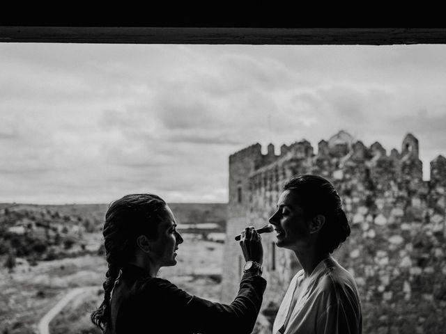 La boda de David y Carmen en Guadalajara, Guadalajara 6