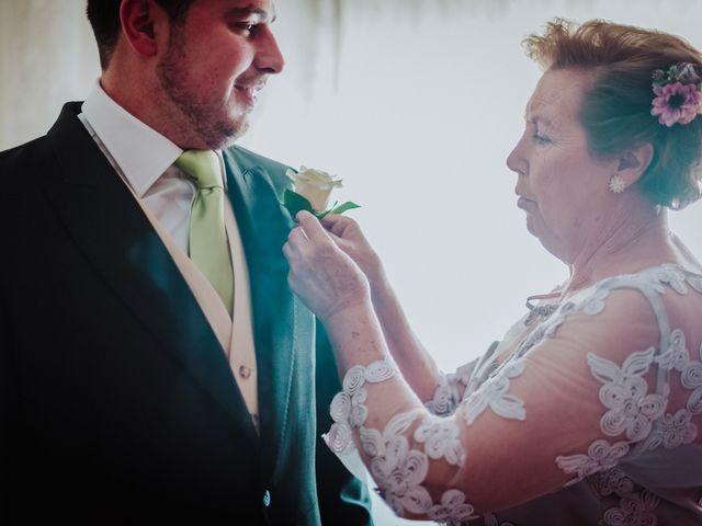 La boda de David y Carmen en Guadalajara, Guadalajara 22