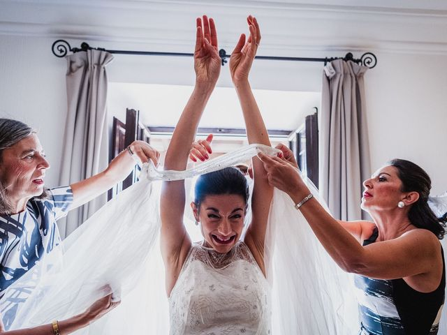 La boda de David y Carmen en Guadalajara, Guadalajara 34