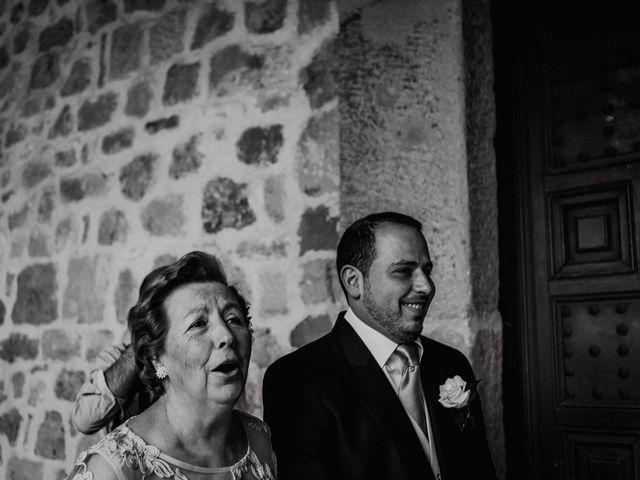 La boda de David y Carmen en Guadalajara, Guadalajara 43