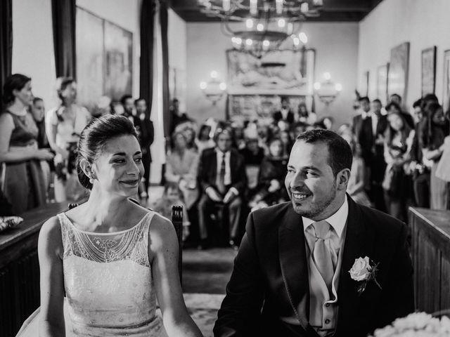 La boda de David y Carmen en Guadalajara, Guadalajara 45