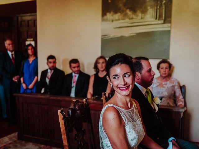 La boda de David y Carmen en Guadalajara, Guadalajara 47