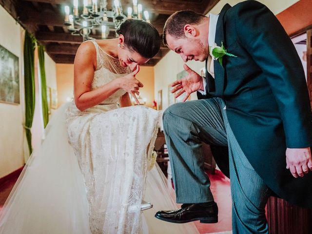 La boda de David y Carmen en Guadalajara, Guadalajara 59