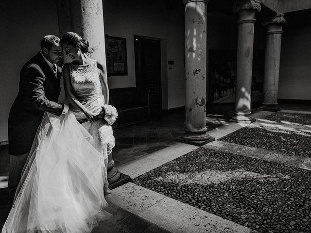 La boda de David y Carmen en Guadalajara, Guadalajara 62