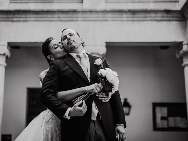 La boda de David y Carmen en Guadalajara, Guadalajara 63