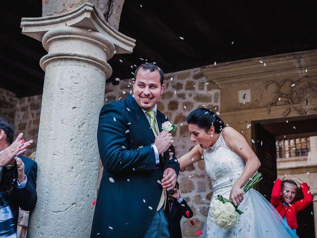 La boda de David y Carmen en Guadalajara, Guadalajara 65