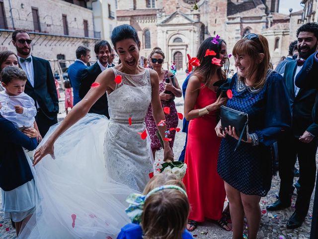 La boda de David y Carmen en Guadalajara, Guadalajara 67