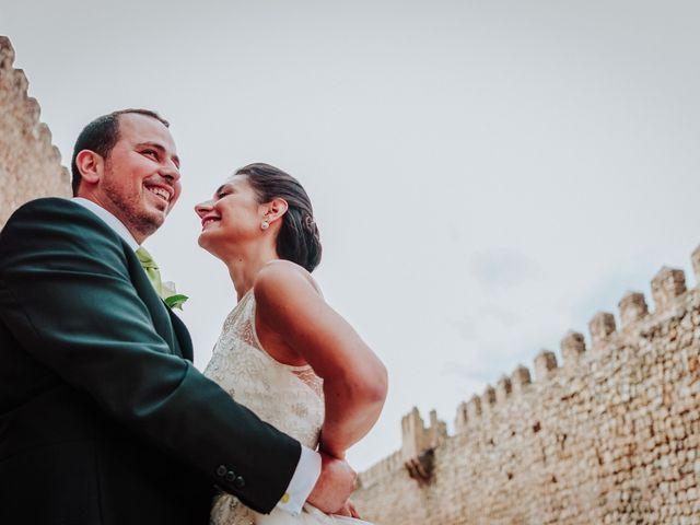 La boda de David y Carmen en Guadalajara, Guadalajara 74