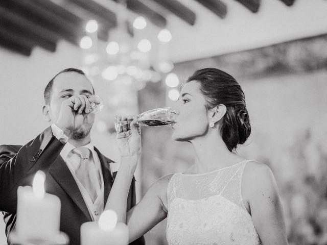 La boda de David y Carmen en Guadalajara, Guadalajara 79