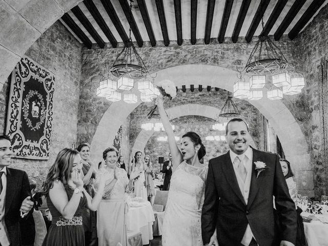 La boda de David y Carmen en Guadalajara, Guadalajara 91