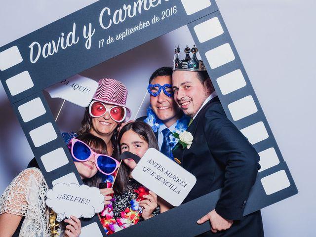 La boda de David y Carmen en Guadalajara, Guadalajara 107