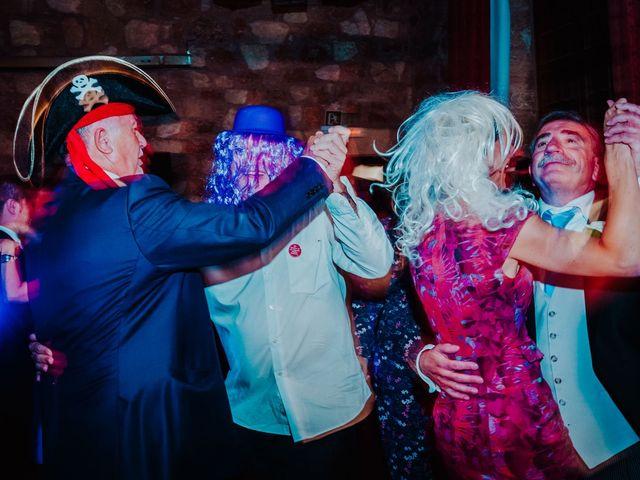 La boda de David y Carmen en Guadalajara, Guadalajara 109