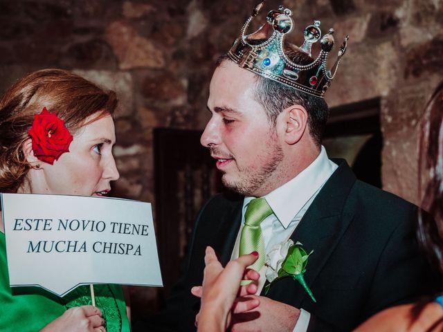 La boda de David y Carmen en Guadalajara, Guadalajara 116