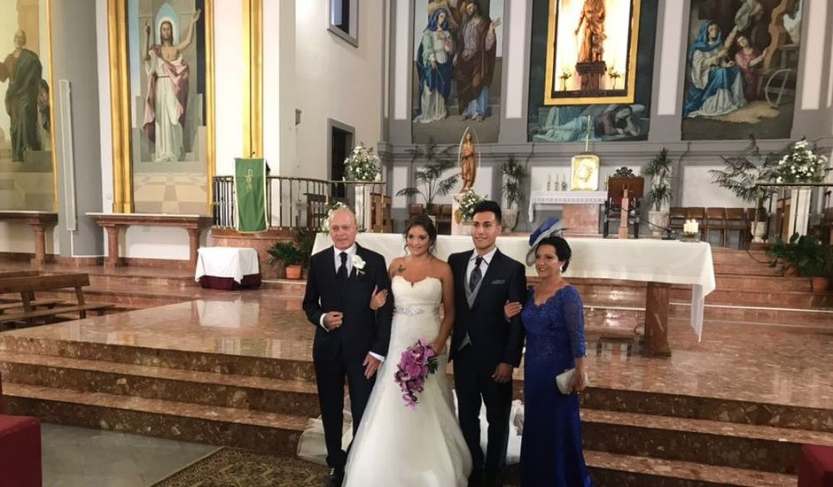 La boda de Jorge y Erika en Alhaurin De La Torre, Málaga