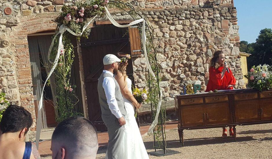 La boda de Jose y Paula en Caldes De Montbui, Barcelona