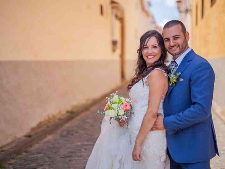 La boda de Samuel y Cristi