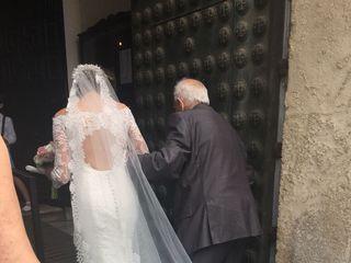 La boda de Verónica  y Francisco  1