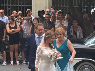 La boda de Verónica  y Francisco  2