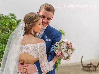 La boda de Verónica  y Francisco