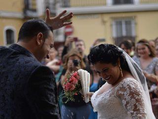 La boda de Isabel y José  1