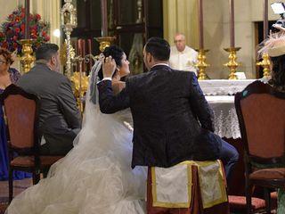 La boda de Isabel y José