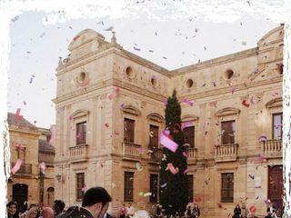 La boda de Beatriz y Luis Fernando 1