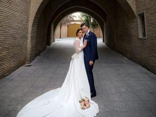 La boda de María José  y Israel