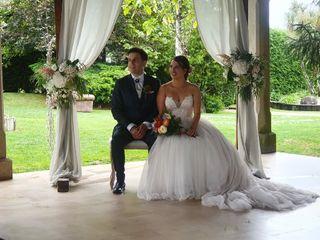 La boda de Mary y Diego