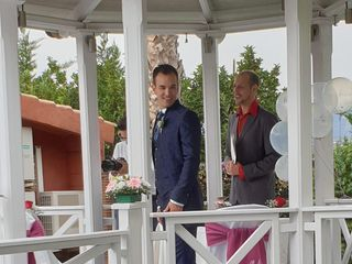 La boda de Victoria y Dani 1