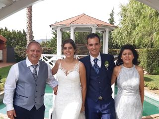 La boda de Victoria y Dani 2