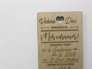 La boda de Victoria y Dani 3