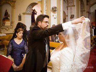 La boda de Pedro L. y Mónica Mª