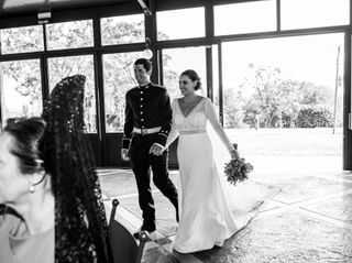 La boda de Antonio y Blanca 1