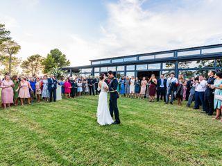 La boda de Antonio y Blanca