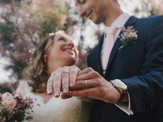 La boda de Gabriela y Baptiste