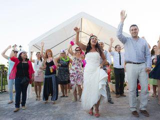 La boda de Martha y Floren
