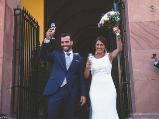 La boda de Alicia y Julio