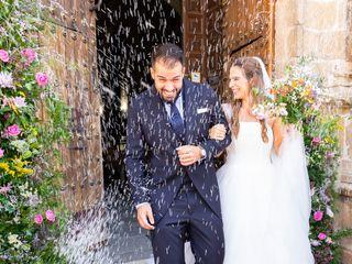 La boda de Andrés y Cristina