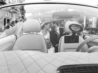 La boda de Mari Trini y Miguel Ángel