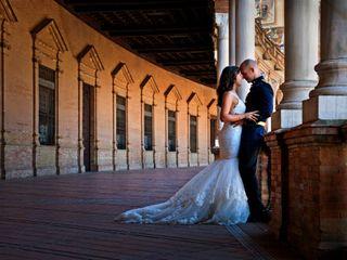 La boda de Marta y Juan Andrés