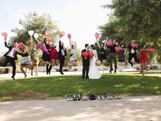 La boda de Laura y Vicente