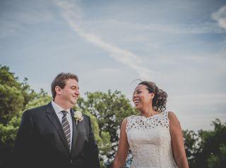 La boda de Isabel y Baldiri