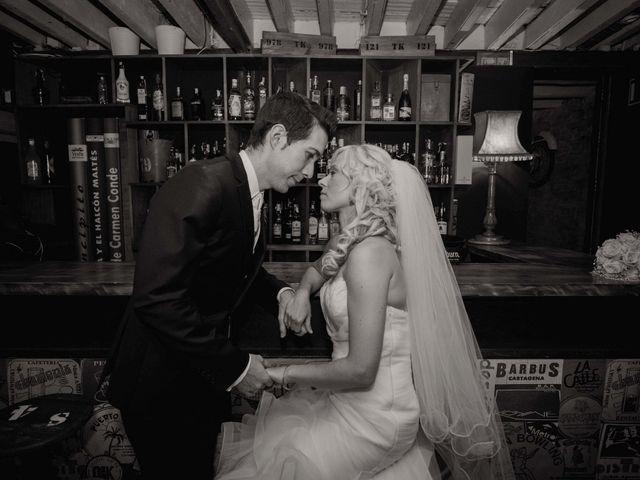 La boda de Amparo y Juanjo