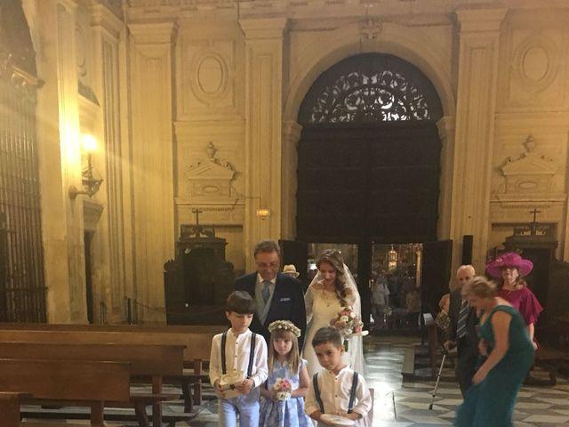 La boda de Francisco  y Verónica  en Sevilla, Sevilla 5