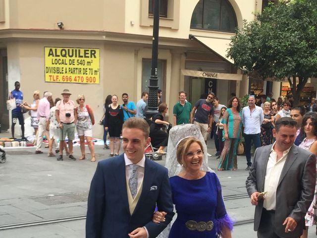 La boda de Francisco  y Verónica  en Sevilla, Sevilla 6