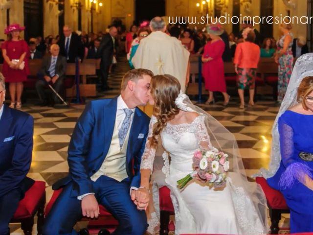La boda de Francisco  y Verónica  en Sevilla, Sevilla 19