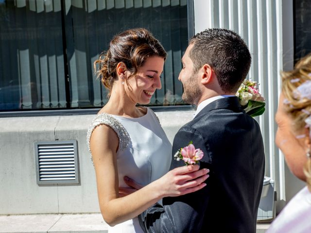 La boda de Alberto y Isabel en Madrid, Madrid 3
