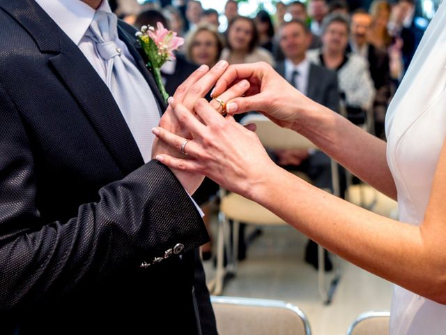 La boda de Alberto y Isabel en Madrid, Madrid 5