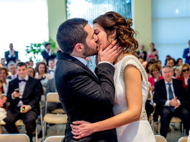 La boda de Alberto y Isabel en Madrid, Madrid 6